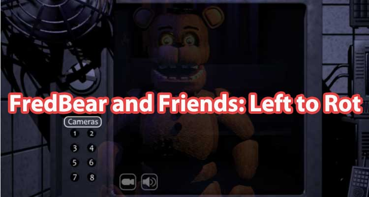 FredBear-and-Friends