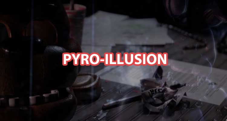 PYRO-ILLUSION – Enjoy their life with entertainment