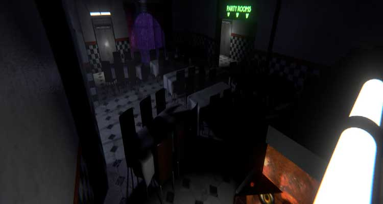 Bubba's Diner (Non-glitchy version)