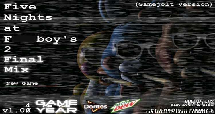 Five Nights at F***boy's 2: Final Mix Download APK for Android