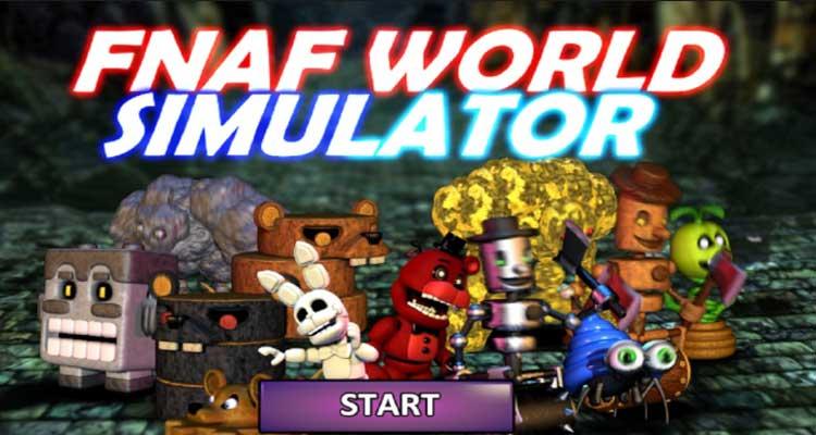 FNaF World Simulator Download APK for Android