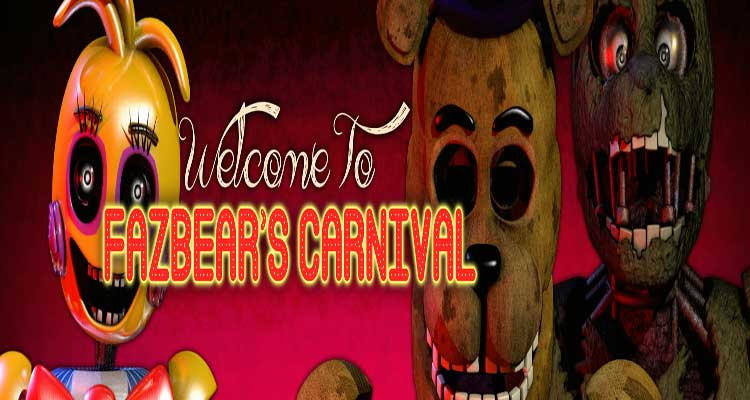 Welcome to Fazbear's Carnival! Free Download