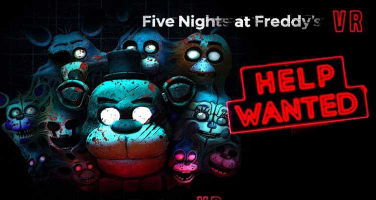 Five Nights at Freddy's ( FNAF) VR Free Download APK for Android
