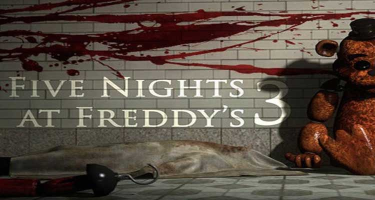 Five Nights at Freddy's 3 (FNAF 3) Free Download APK for Android