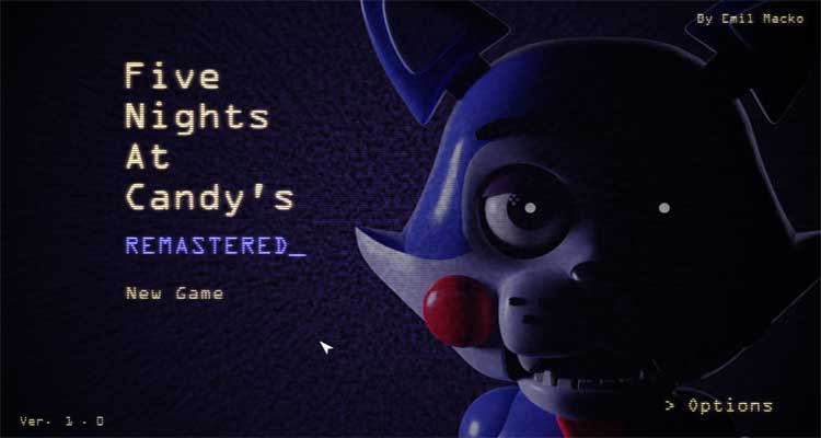Five Nights at Candy's Remastered Download APK for Android