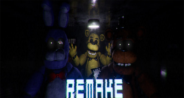 Five Nights at Freddy's Remake Free Download