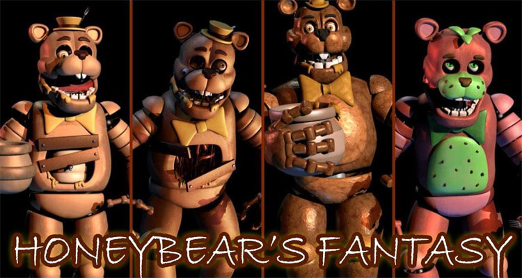 Honeybear's Fantasy Free Download