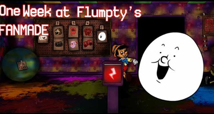 One Week at Flumpty's Fan-Made