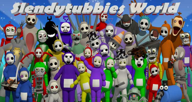 Slendytubbies World