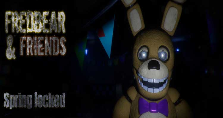 Fredbear and Friends : Spring locked Free Download