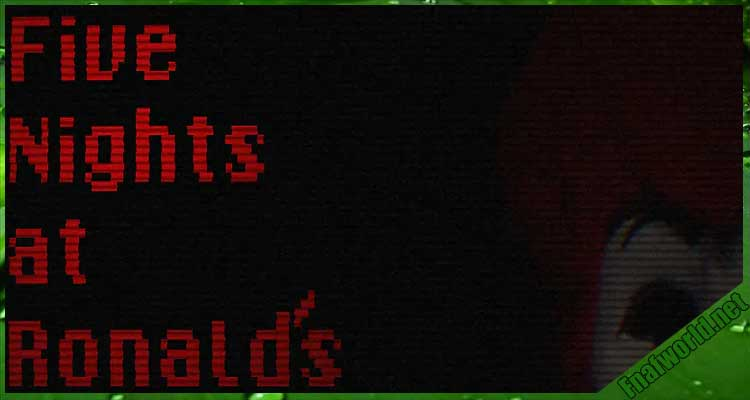 Five Nights at Ronald's Free Download