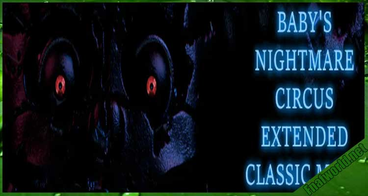 Baby's Nightmare Circus Extended Classic Mode