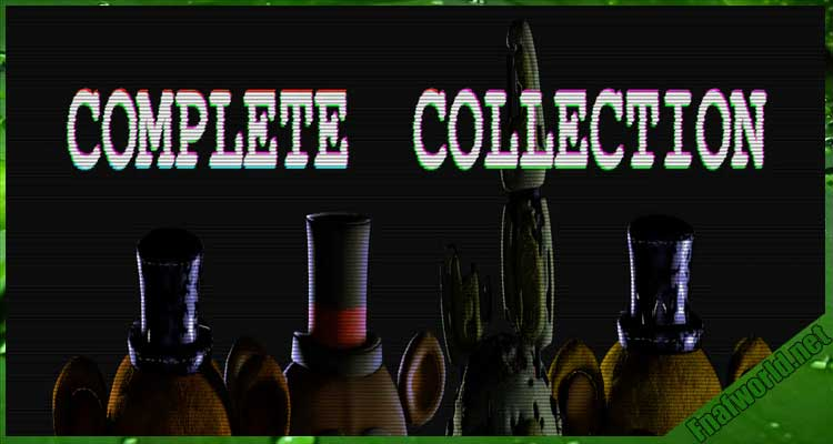 Five Nights at F***boy's: Complete Collection