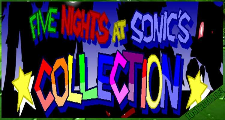 Five Nights at Sonic's COLLECTION Free Download