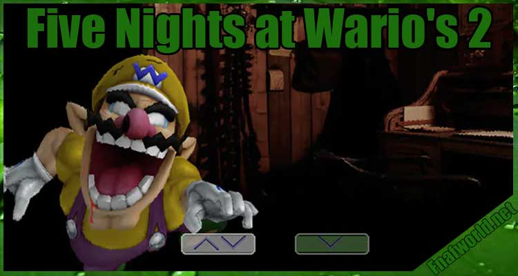 Five Nights at Wario's 2 Free Download