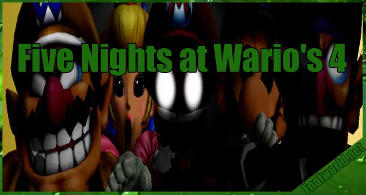 Five Nights at Wario's 4 Free Download