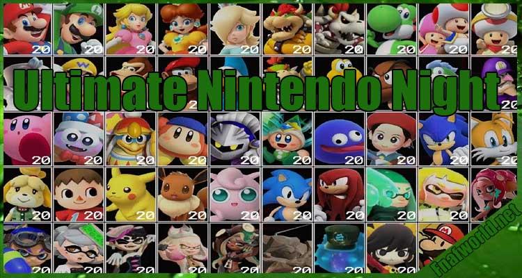 Ultimate Nintendo Night