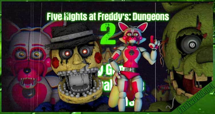 Five Nights at Freddy's: Dungeons 2 Free Download