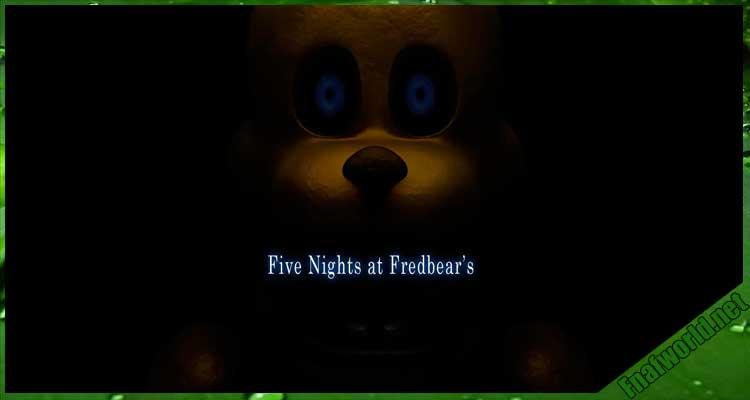 Five Nights at Fredbear's Free Download