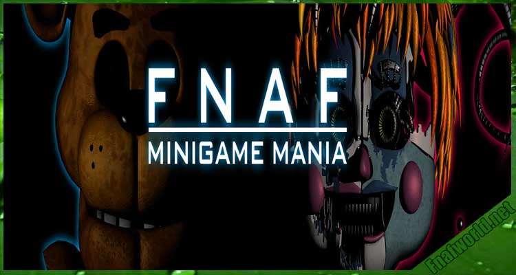 FNAF: Minigame Mania Free Download