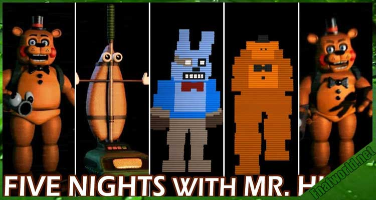 Five Nights With Mr. Hugs