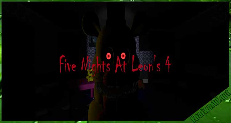 Five Nights at Leon's 4