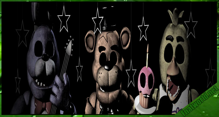 Five Unreal Nights at Freddy's LEGACY EDITION Free Download