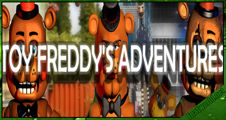 Toy Freddy's Adventures Free Download