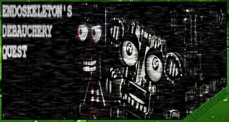 Endoskeleton's Debauchery Quest Free Download